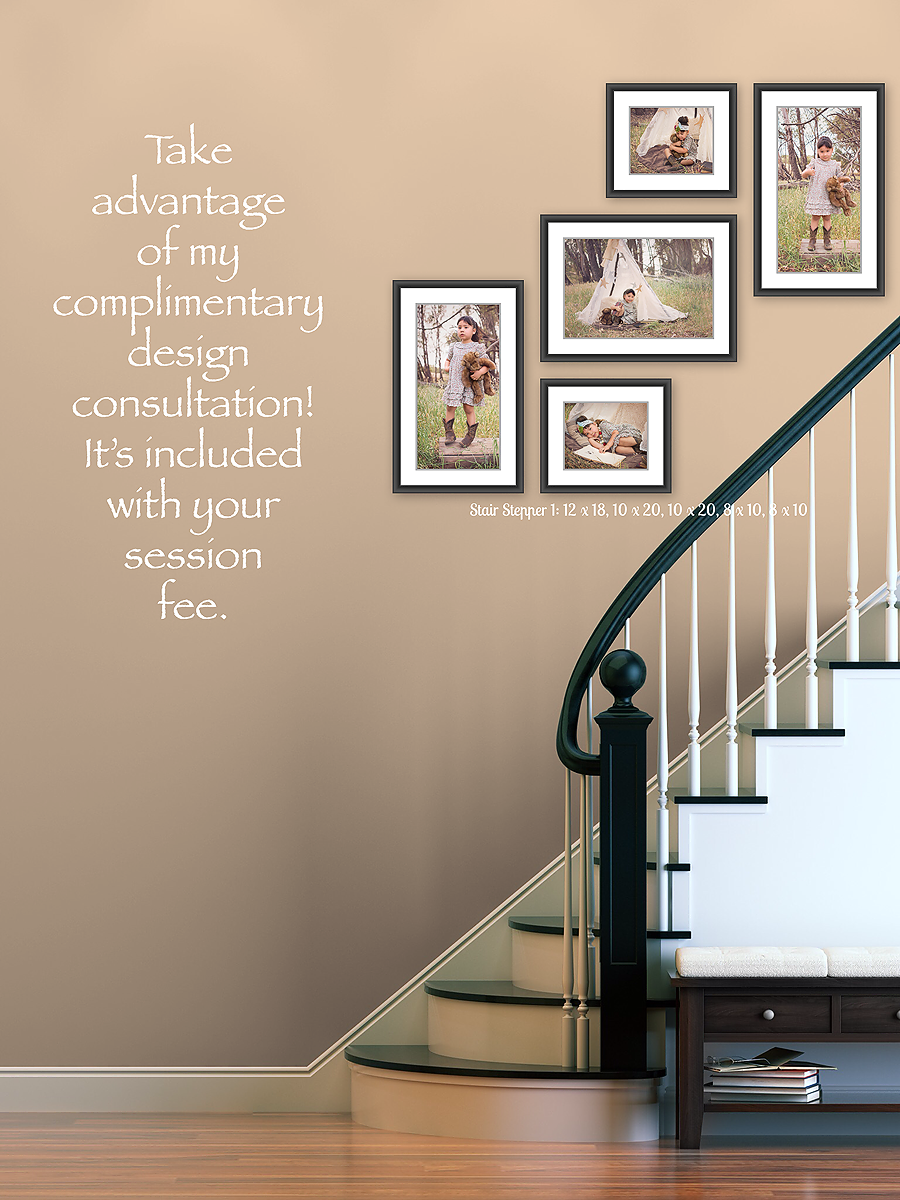 Wall Decor For Stairs : Staircase wall decor best holiday banking