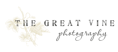 The Great Vine Photography | Fresno and Clovis CA Children and Family Photographer logo